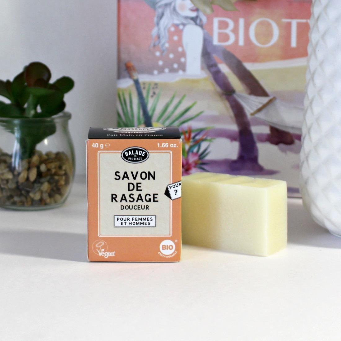 savon sapoinifié a froid
