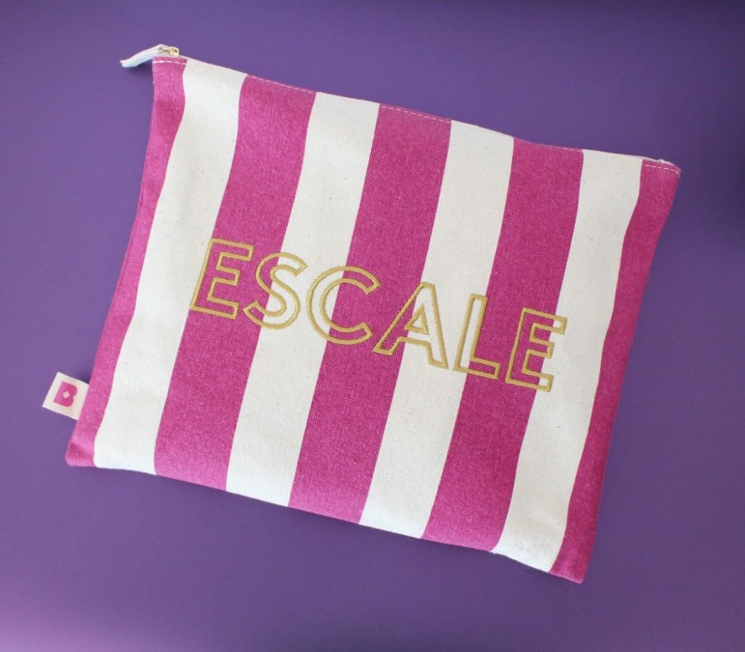 double box birchbox escale
