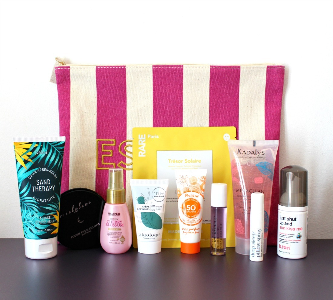 double box birchbox escale