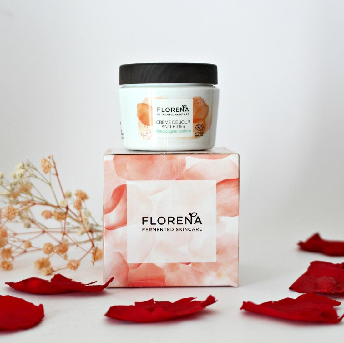 avis florena fermented skincare