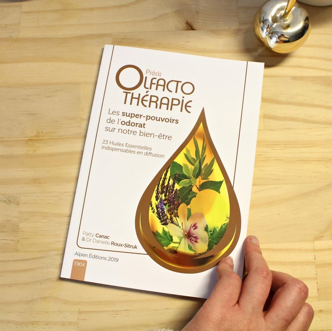 olfae le diffuseur d'huiles essentielles