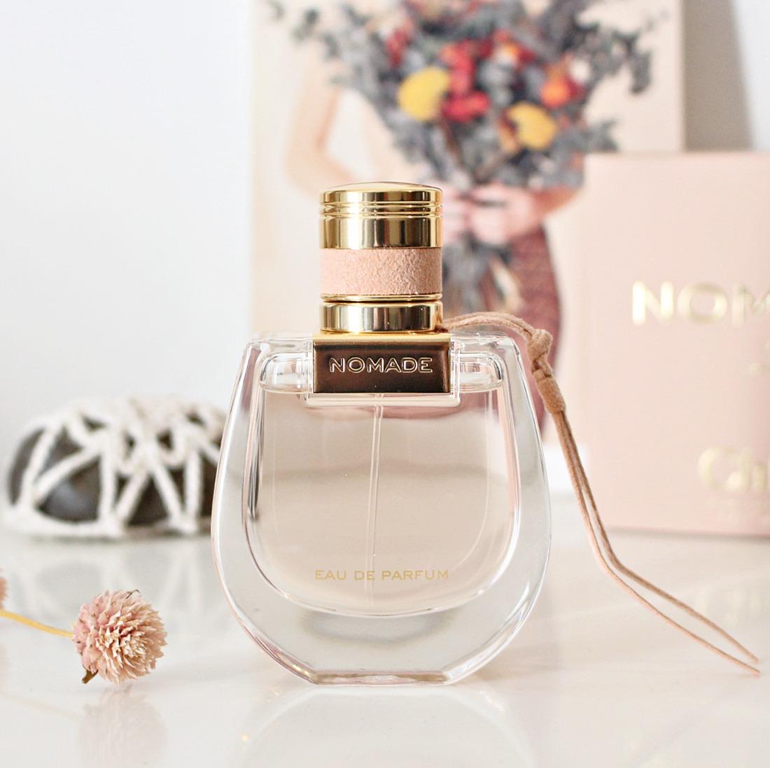nomade de chloé tendance parfums