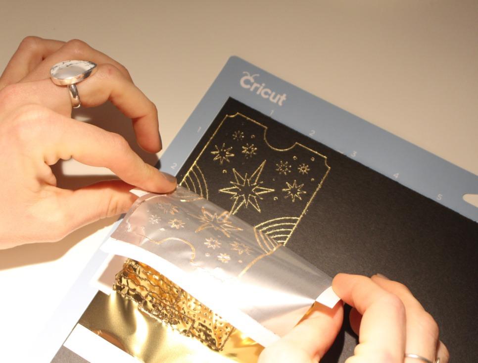 kit de foil cricut