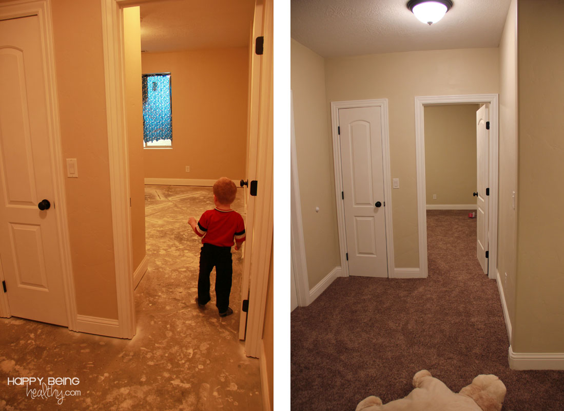 An Incline Run, New Carpet And Bestowed Back To School Box