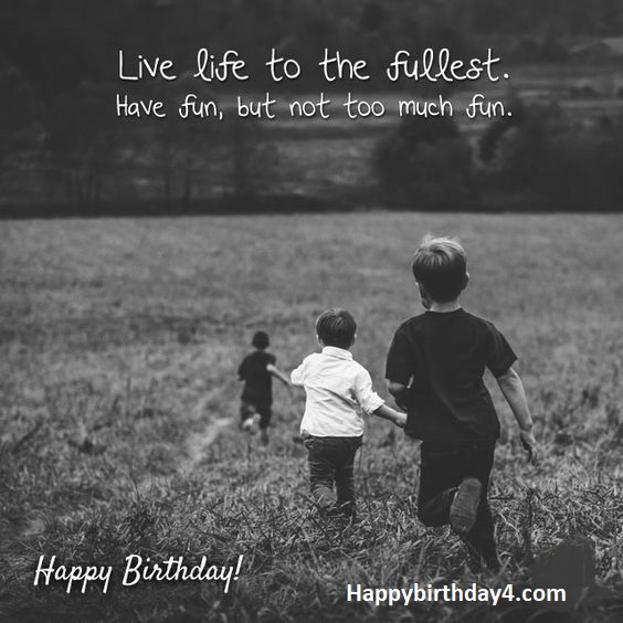 Happy Birthday Wishes For Step Son