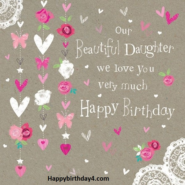 100 birthday wishes for daughters happy birthday birthday wishes for daughters m4hsunfo