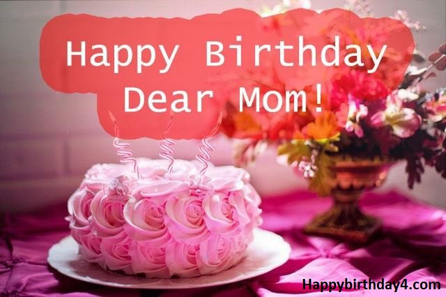 Happy Birthday Wishes For Mom Messages