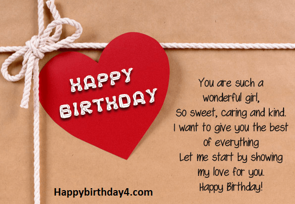 Happy birthday greeting cards for wife happy birthday cute happy birthday sweetheart m4hsunfo