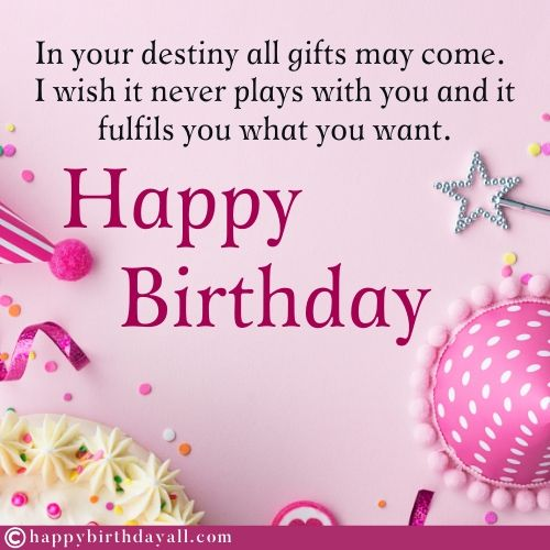 Heart Touching Happy Birthday Wishes For Cousin Sister