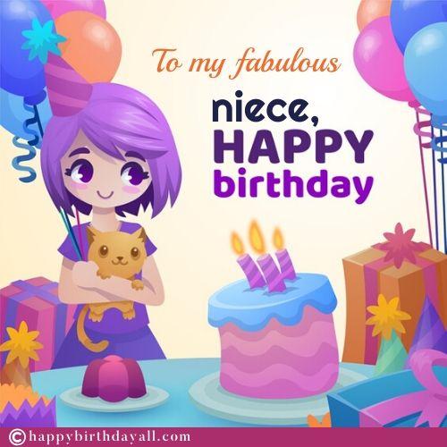 Inspirational Birthday Wishes For Niece Happy Birthday Niece