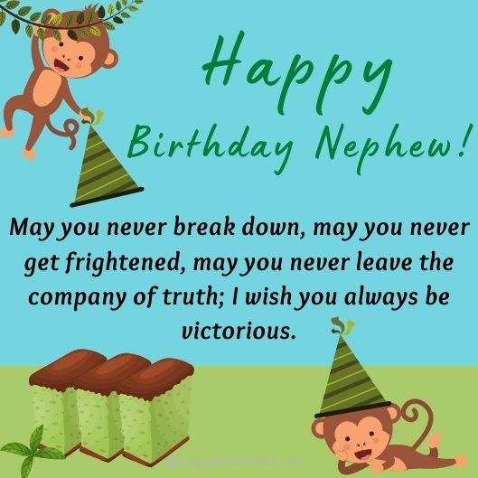 150 Best Happy Birthday Wishes For Nephew With Images