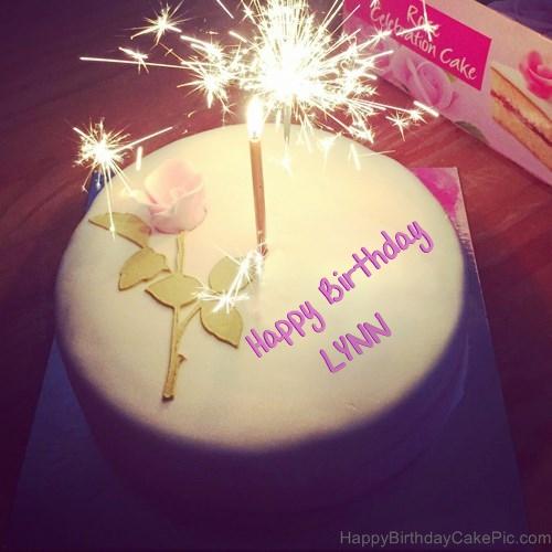 Best Happy Birthday Cake For Lover For Lynn