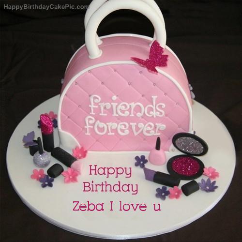 Happy Birthday Cake Zeba