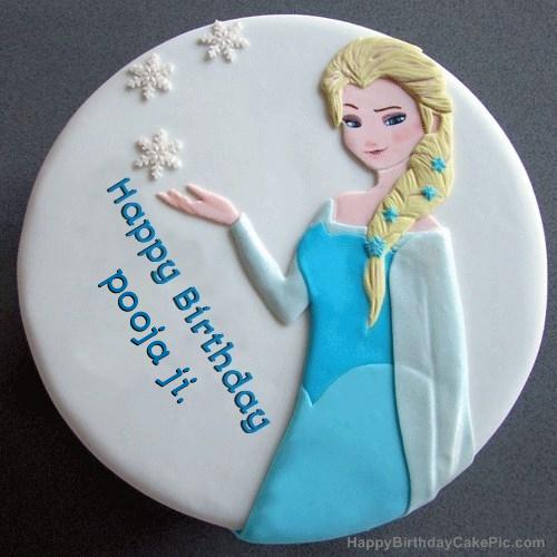 Happy Birthday Cake Pooja