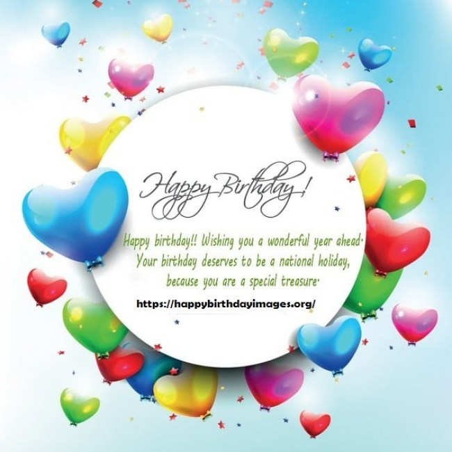 Birthday Greetings And Wishes