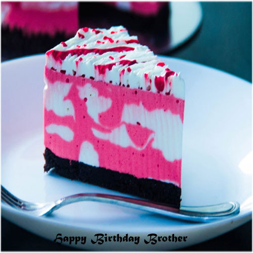 Birthday cake photo pics images pictures wish for brother free download in hd