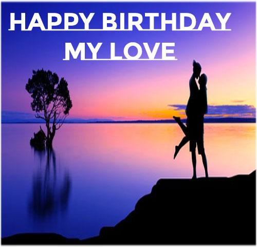 Birthday pics for girlfriend lover