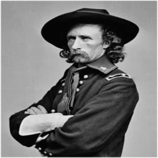 George Armstrong Custer image