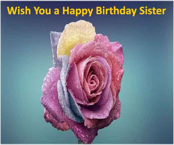 Birthday Wishes For Small Sister