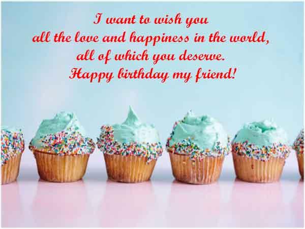 Heart Touching Birthday Wishes for Bestie