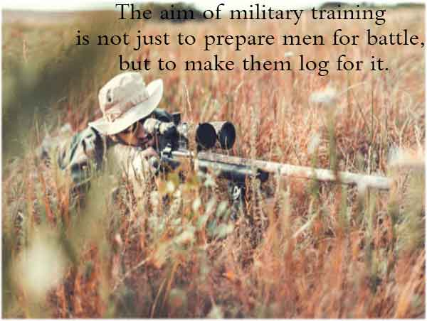 Military Motivational Quotes