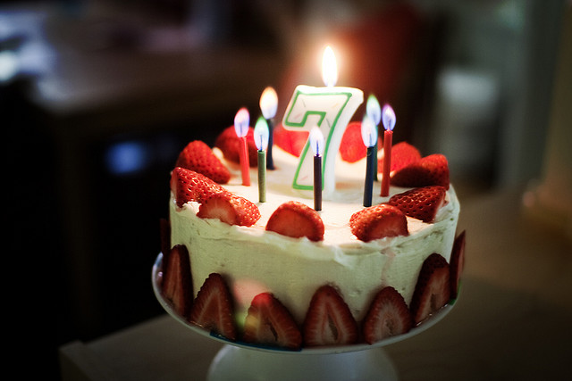 Happy 7th birthday wishes and greetings happy birthday lines happy 7th birthday m4hsunfo