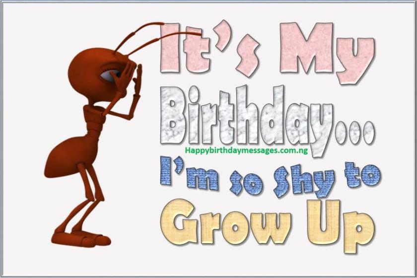 Happy Birthday Memes for Myself