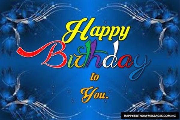Happy Birthday Sayings for Friend