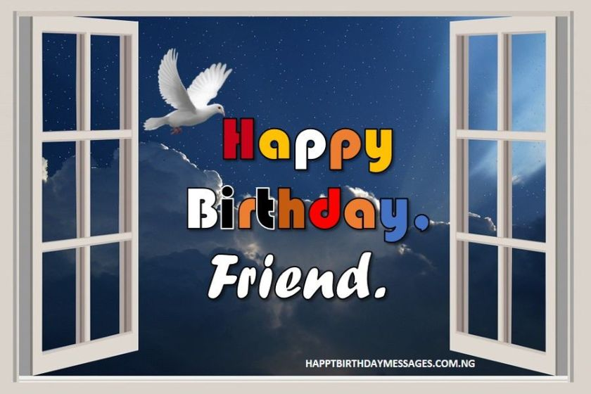 Happy Birthday Special Friend Quotes