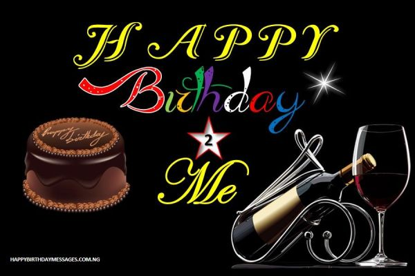 Heartfelt Birthday Wishes to Myself
