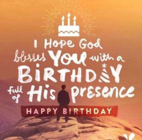 Christian Happy Birthday Images