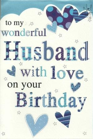 Husband Birthday Cards Husband Birthday Cards And Greetings