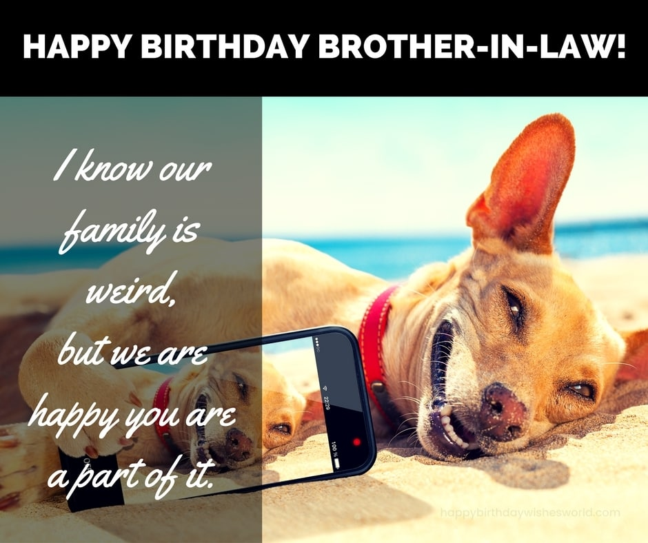 100 Happy Birthday Brother In Law Wishes Find The Perfect Birthday Wish