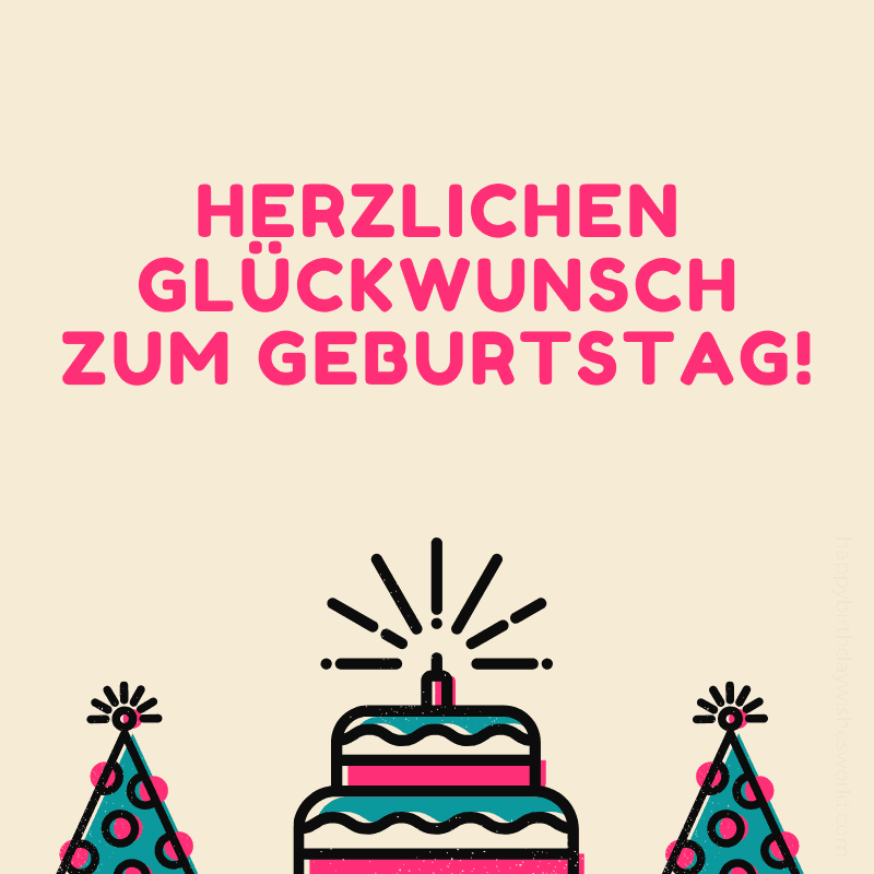 Happy Birthday In German German Birthday Wishes And Traditions