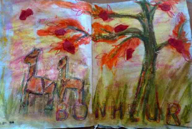 hb-art journaling 12