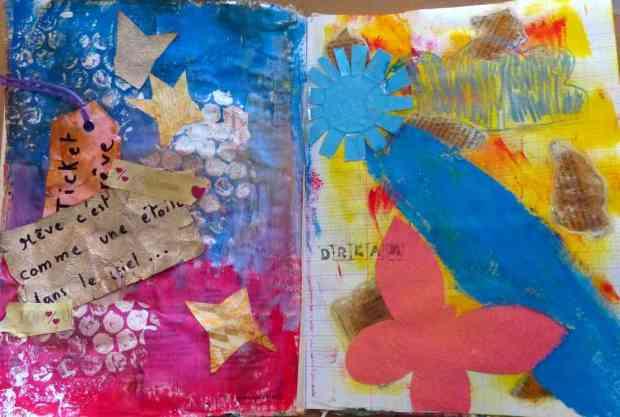 hb-art journaling 14