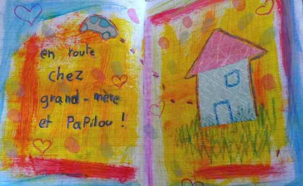 hb-art journaling 2