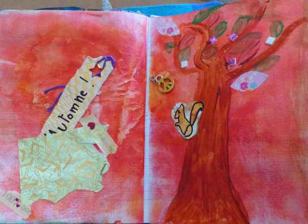 hb-art journaling 3