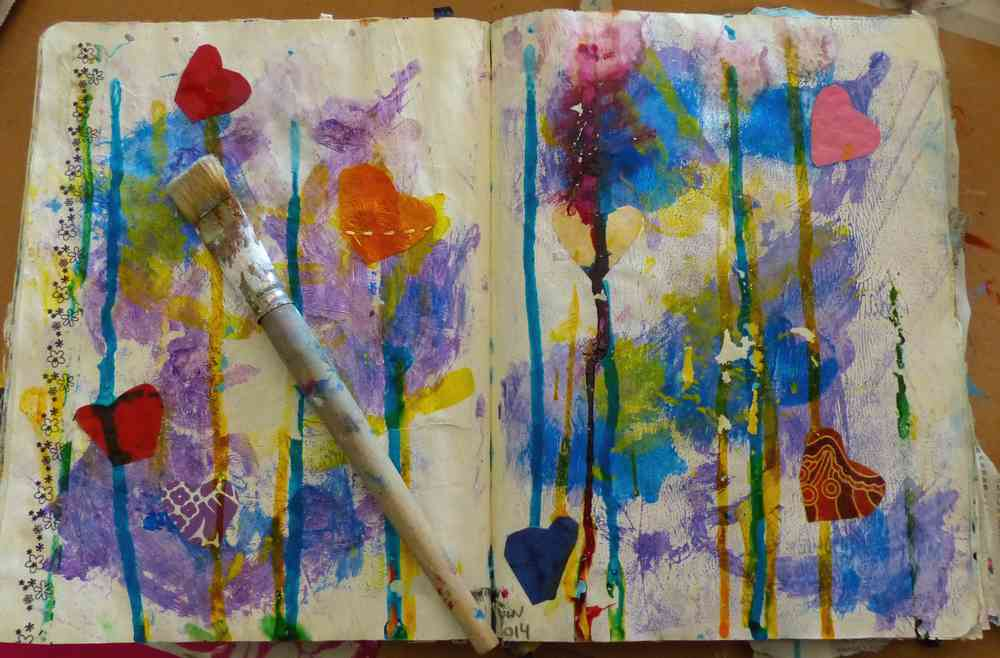 L' Art Journaling, kesako?