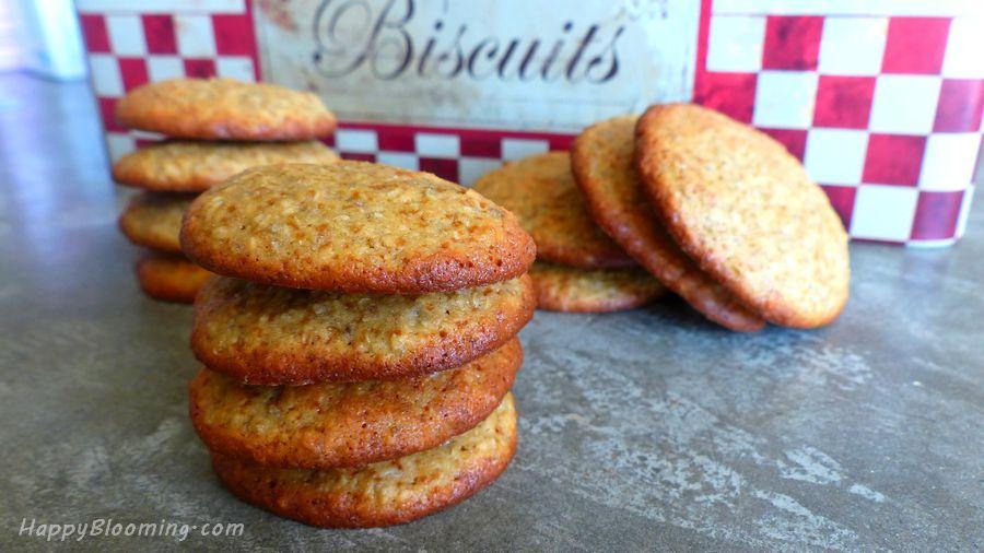 Biscuits Quinoa Coco