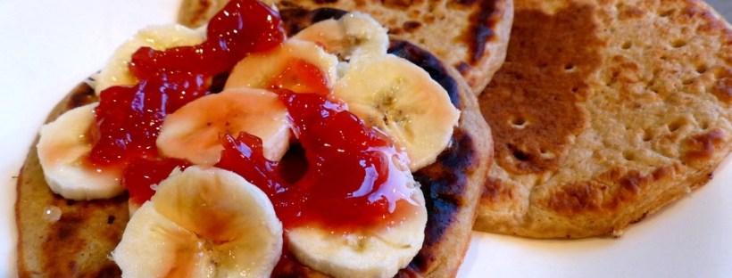 pancakes protéine vegan meilleure recette best recipe