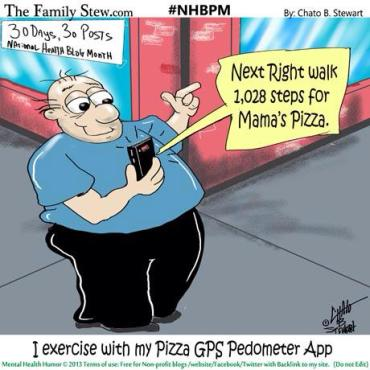 pizza health