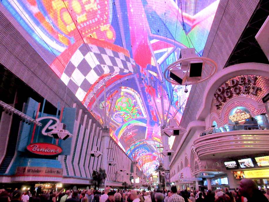 Things To Do In Fremont Street Ziplining Live Entertainment And Excitement