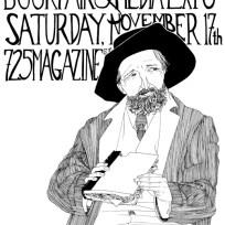 Bookfair poster. 2012