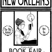 Bookfair poster 2010