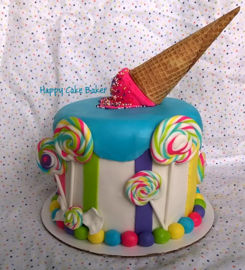 Happy Birthday Cake Emoji