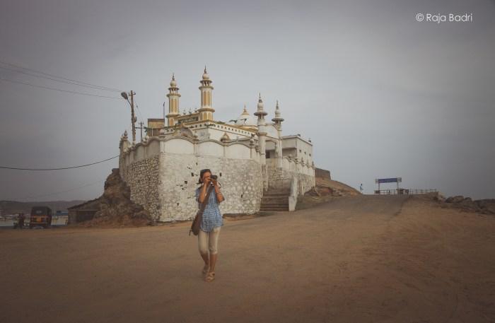 A mosque - Vizhinjam