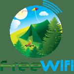 Happy Camper WiFi Logo 3