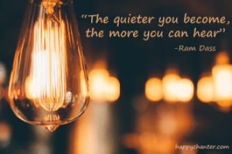 quieter more hear