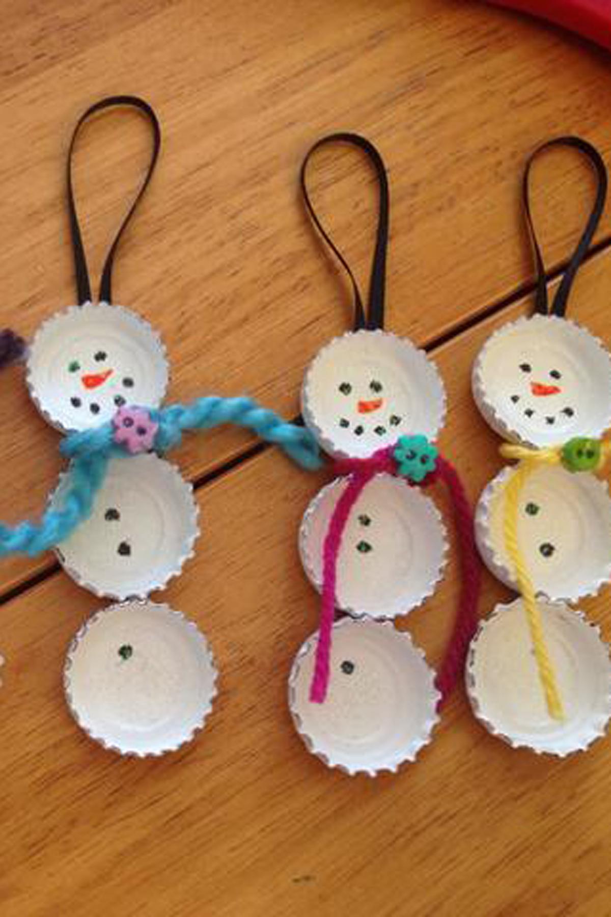 Njoy D Christmas With Homemade Crafts 22 DIY Christmas